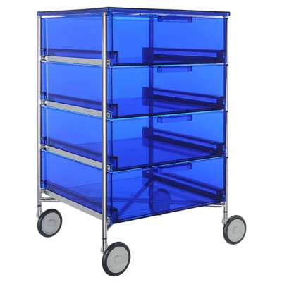 Picture for Mobil 4-Drawer Container with Wheels by Kartell