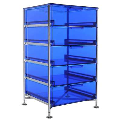 Picture for Mobil 5-Drawer Container with Wheels by Kartell