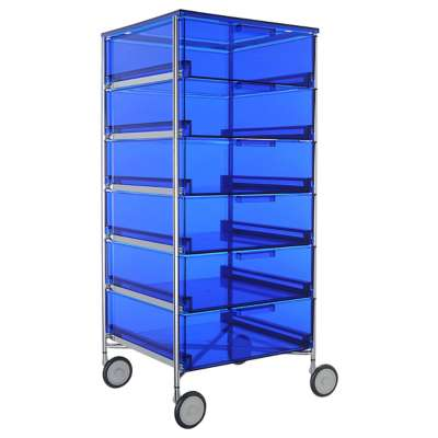 Picture for Mobil 6-Drawer Wheels Container by Kartell