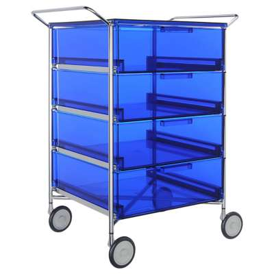 Picture for Mobil 4-Drawer Wheels Container by Kartell