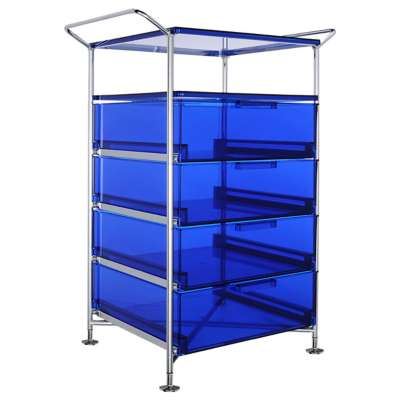 Picture for Mobil 4-Drawer Container and Shelf with Feets by Kartell