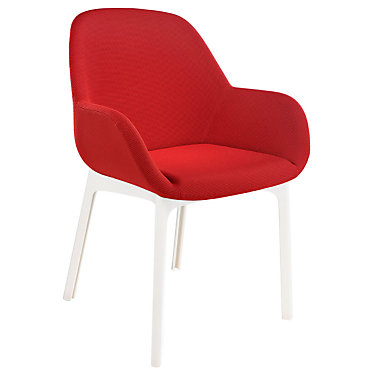 KT4181-B6: Customized Item of Clap Solid Chair by Kartell (KT4181)