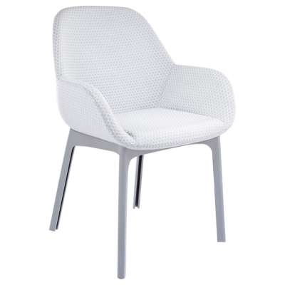 Gray and Gray for Clap Melange Chair by Kartell (KT4182)