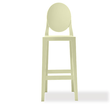 KT5891B4: Customized Item of One More, One More Please Stool by Kartell, Set of 2 (KT589)