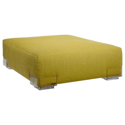 KT7090-74: Customized Item of Plastics Duo Short Ottoman by Kartell (KT7090)