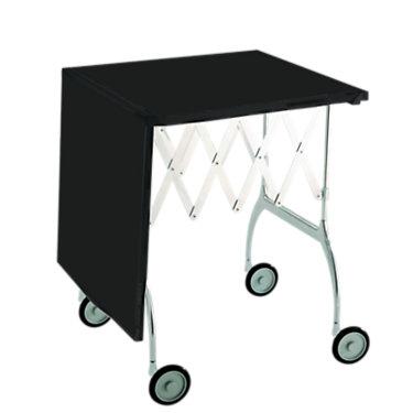 KTBATT-GLOSSY WHITE: Customized Item of Battista Folding Trolley by Kartell (KTBATT)