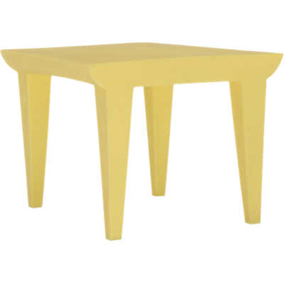 bubble club side table by kartell - Outdoor Accent Tables