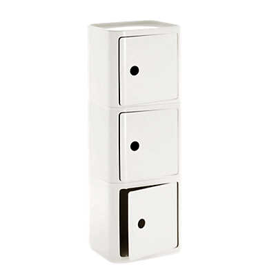 Picture of Componibili Square Storage Modules by Kartell