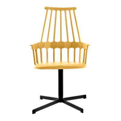 Picture of Comback Chair, Swivel Base by Kartell