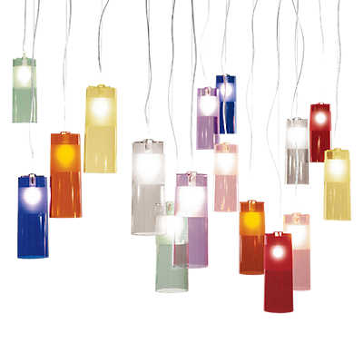 Picture of Easy Pendant Lamp by Kartell