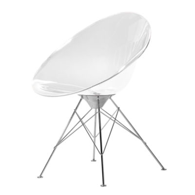 KTERO4-CRYSTAL: Customized Item of Ero S Chair by Kartell, 4 Legs (KTERO4)