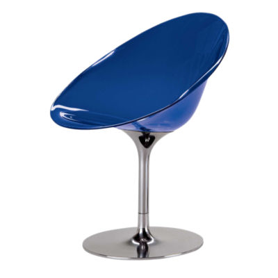Picture of Ero S Chair by Kartell, Aluminum Base