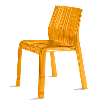 Picture of Frilly Chair by Kartell, Set of 2