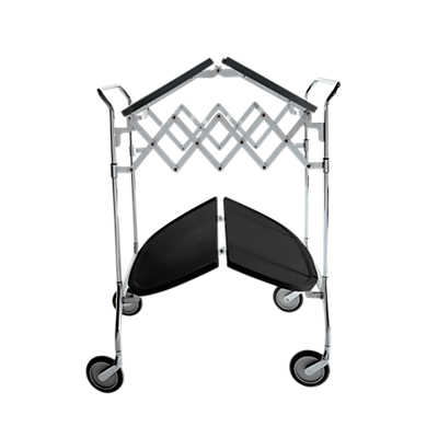 Picture of Gastone Folding Trolley by Kartell