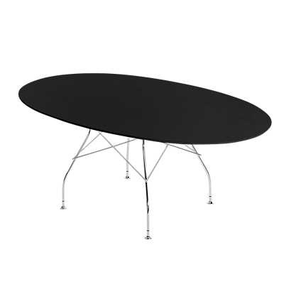 Picture of Glossy Dining Table by Kartell