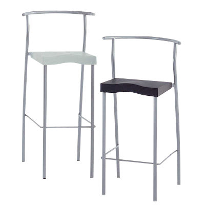 Picture of Hi-Glob Stool by Kartell, Set of 2