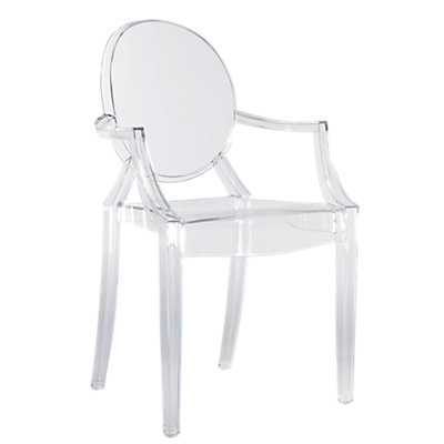 Picture of Louis Ghost Chair by Kartell, Set of 2
