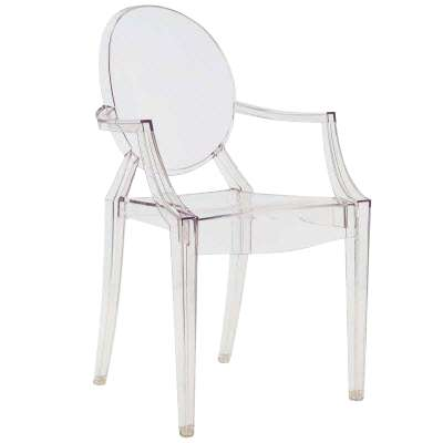 Picture for Louis Ghost Chair - Crystal by Kartell