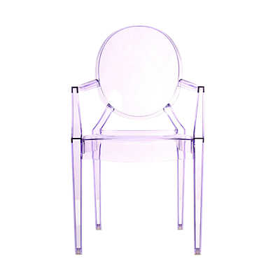 Picture of Lou Lou Ghost Chair by Kartell, Set of 4
