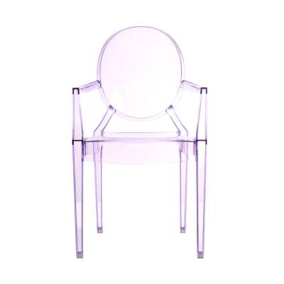 Picture for Lou Lou Ghost Chair by Kartell, Set of 4