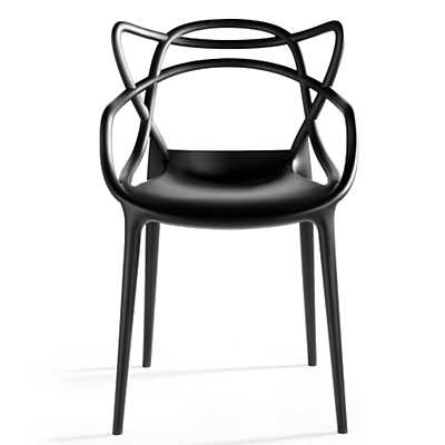Picture of Masters Chair by Kartell, Set of 4