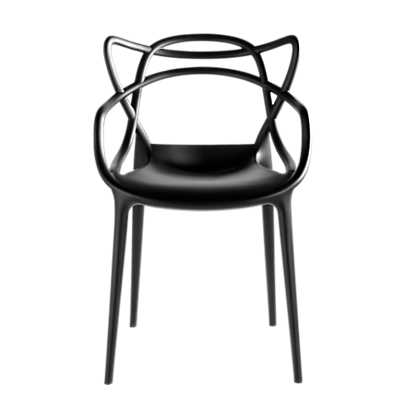 Picture of Masters Chair by Kartell, Set of 2