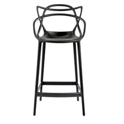 Picture of Masters Stool by Kartell, Set of 2