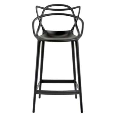 Picture for Masters Stool by Kartell, Set of 2