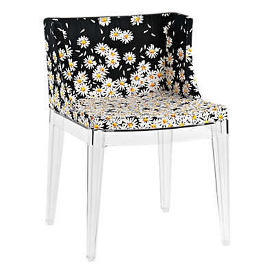Picture of Mademoiselle Printed Chair by Kartell