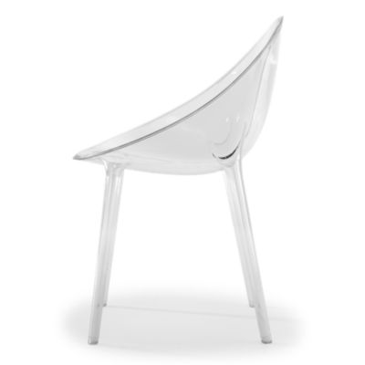 KTMRI-CRYSTAL: Customized Item of Mr. Impossible Chair by Kartell (KTMRI)