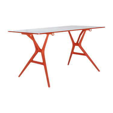 KTSPOONTAS-WHITE: Customized Item of Spoon Table by Kartell (KTSPOONTA)