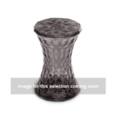 KTSTS-CHROME METALLIC: Customized Item of Stone Stool by Kartell (KTSTS)