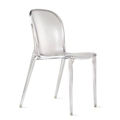 Picture Of Thalya Chair By Kartell Set 2