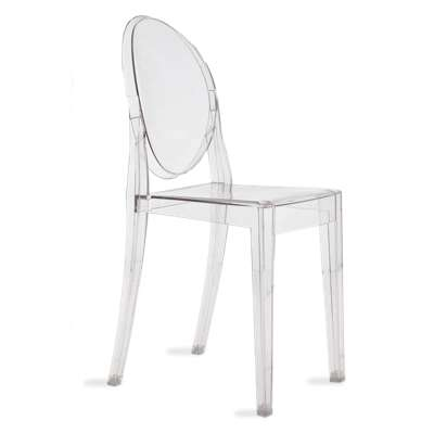 Picture for Victoria Ghost Chair by Kartell, Set of 2