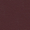 Request Free Maroon Volo Leather Swatch for the Krefeld Sofa by Knoll