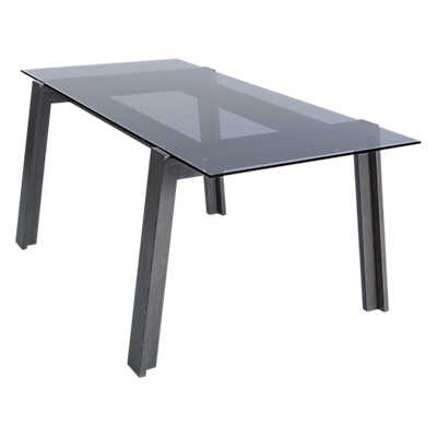 "Picture of 95"" Lake Dining Table by Blu Dot"