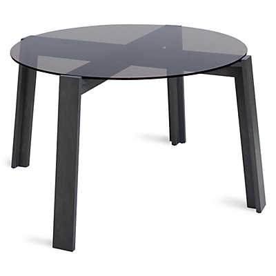 Picture of Round Lake Dining Table by Blu Dot