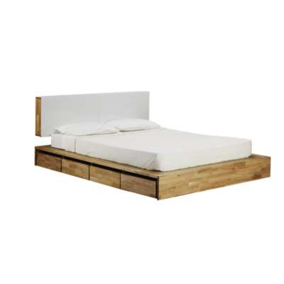 Picture for LAX Series Storage Platform Bed with Headboard by MASHstudios