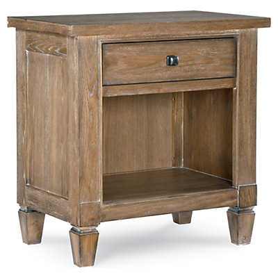 Picture of Brownstone Village Open Nightstand by Legacy Classic Home