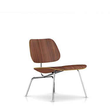 LCM4711: Customized Item of Eames Molded Plywood Lounge Chair by Herman Miller (LCM)