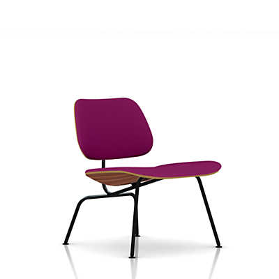 Picture of Eames Molded Plywood Lounge Chair by Herman Miller, Upholstered