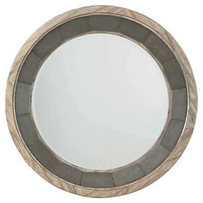 Picture of Twilight Bay Juliette Mirror by Lexington