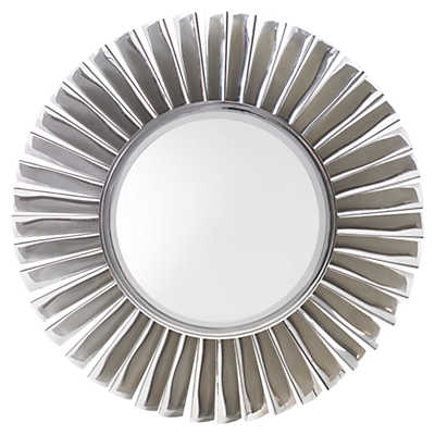 Picture of Mirage Fontaine Round Mirror by Lexington