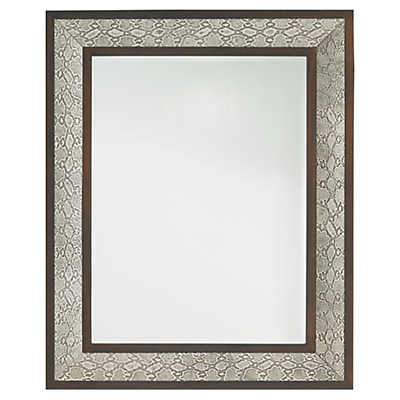 Picture of Tower Place Python Mirror by Lexington