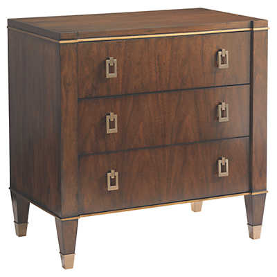 Picture of Tower Place Burnham Nightstand by Lexington