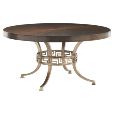 Picture of Tower Place Regis Round Dining Table by Lexington