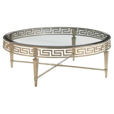 Picture for Tower Place Deerfield Round Cocktail Table by Lexington