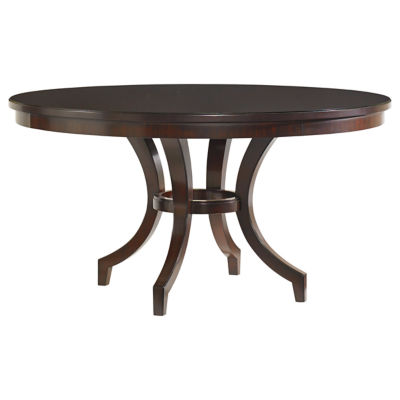 Picture of Kensington Place Beverly Glen Round Dining Table by Lexington