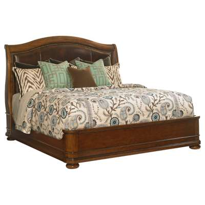 Picture for Coventry Hills Chandler Mills Sleigh Bed by Lexington