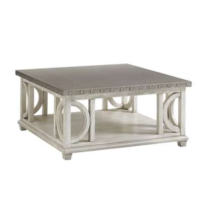 Picture for Oyster Bay Litchfield Square Cocktail Table by Lexington